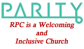 Presbyterian Welcome Logo and Link